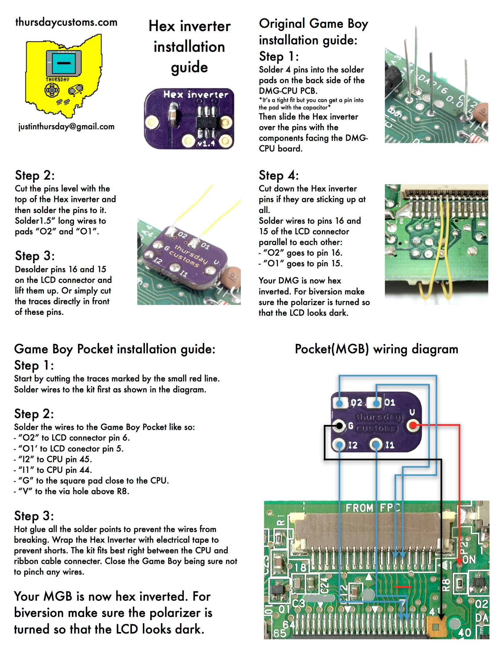 Eclipse Hex 5 Manual