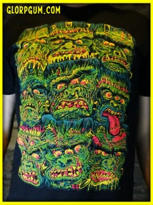 Image of GLORP Franknface T-Shirt!