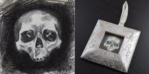 Image of Skull #7