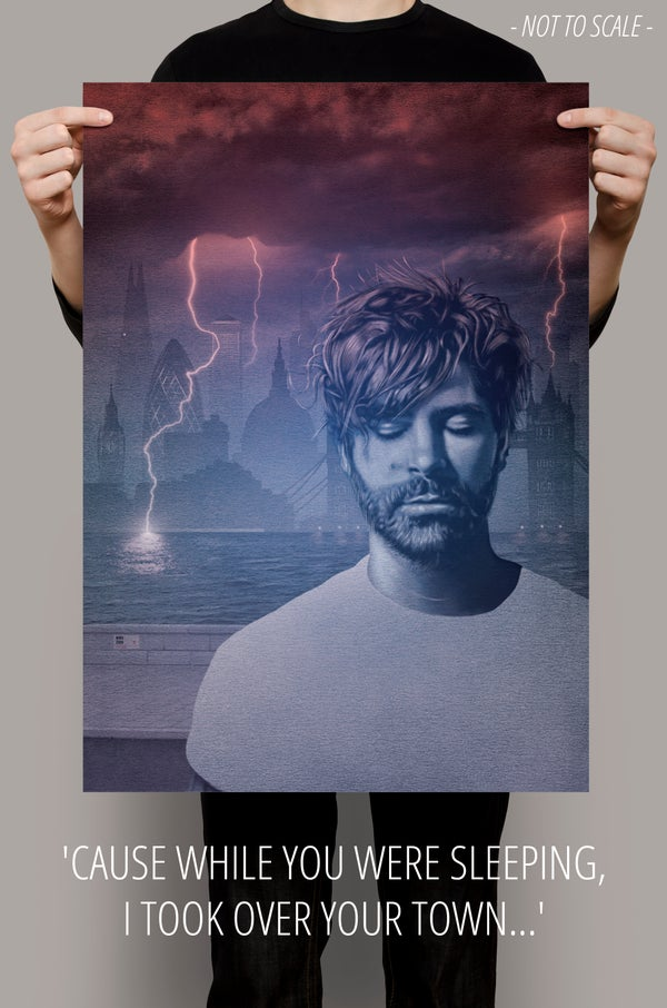 Image of 'FOALS - WHAT WENT DOWN - LONDON THUNDER'