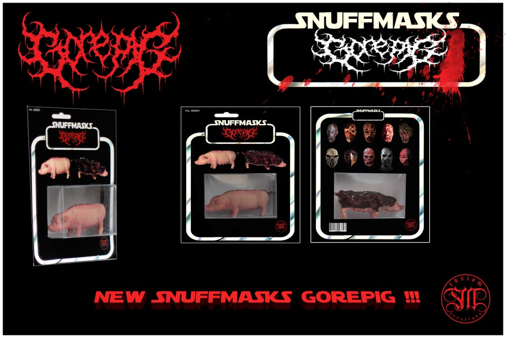 Image of GOREPIG TOY