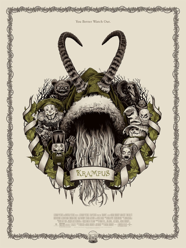 Image of KRAMPUS (variant)