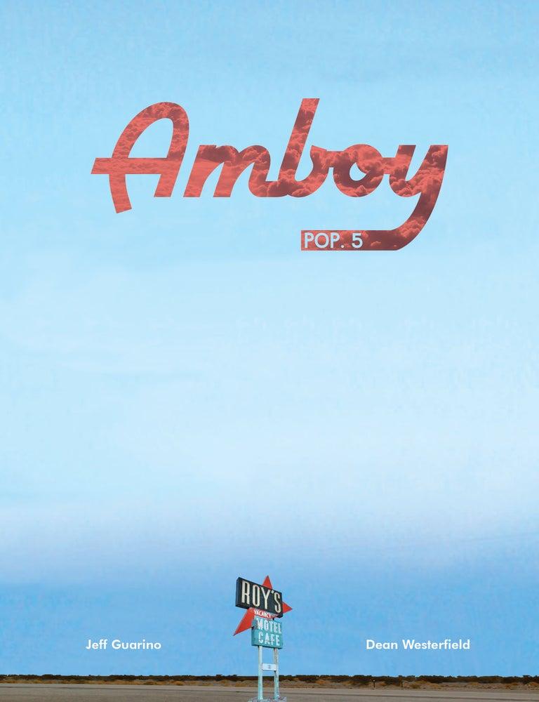 Image of Amboy, Pop. 5