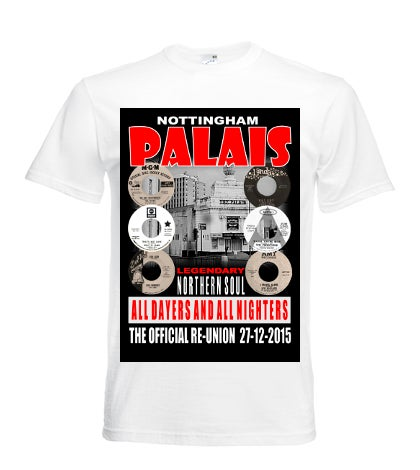 Image of OFFICIAL NOTTS PALAIS REUNION Shirt