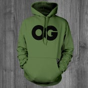 Image of OG ARMY GREEN PULLOVER