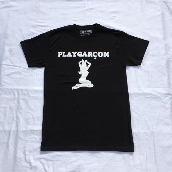Image of PLAYGARCON T Shirt (Black)