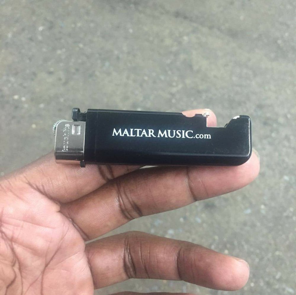 Image of MalTar Music Lighter w/Bottle Opener