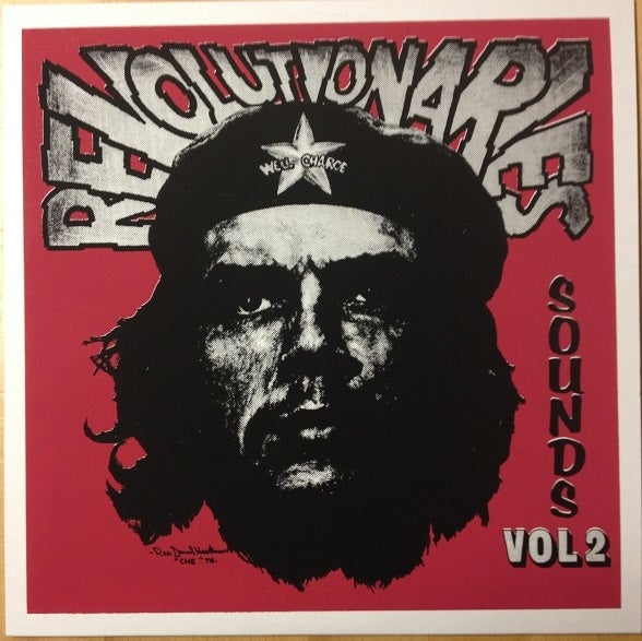 Image of The Revolutionaries - Revolutionaries Sounds Vol. 2 LP (Well Charge) *RSD Ltd. Edition*
