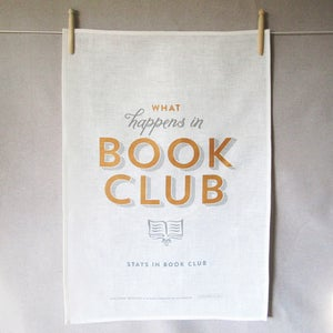 Image of what happens in book club