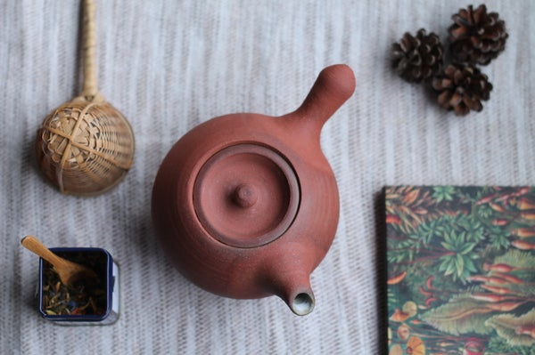 Image of kyusu terra * BAJO PEDIDO / MADE TO ORDER