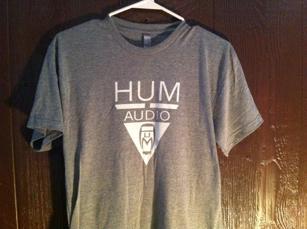 """Image of Hum - """"Hum Audio"""" T-shirt"""