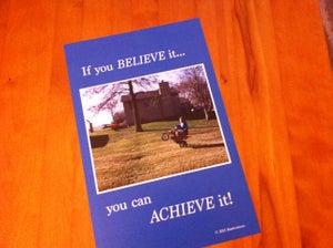 Image of Mattivations - Motivational Poster
