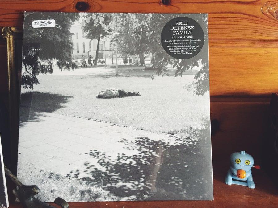"Image of ""Heaven Is Earth"" 12"" LP"