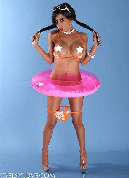 Image of 8 x 10 Itsy Bitsy Bikini Print - Signed