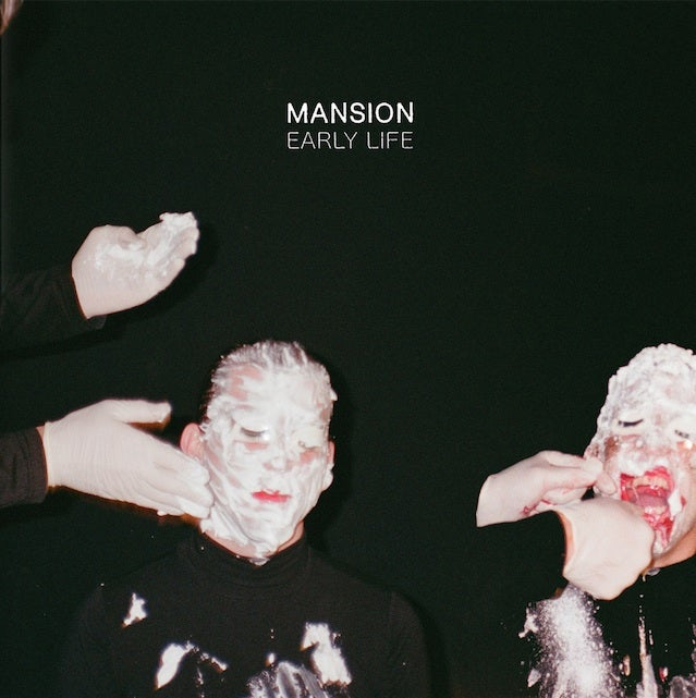Image of MANSION - EARLY LIFE LP [is Degenerate #17]