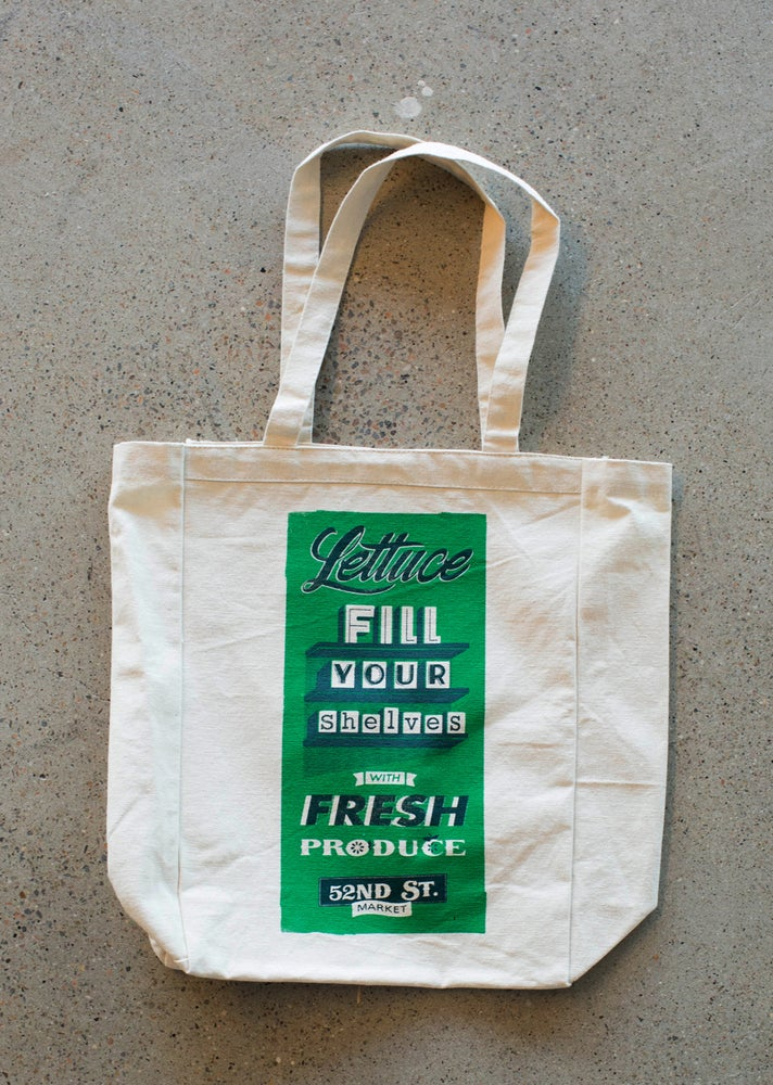 Image of 52nd St. Shopping Bag