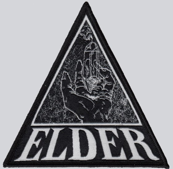 Image of Pyramids - Woven Patch