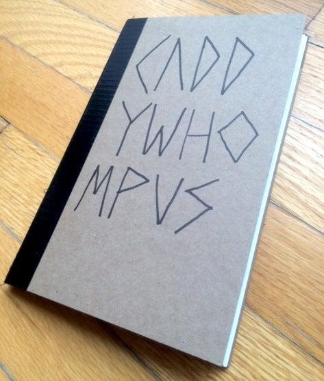 Image of Caddywhompus DVD + Photo Zine