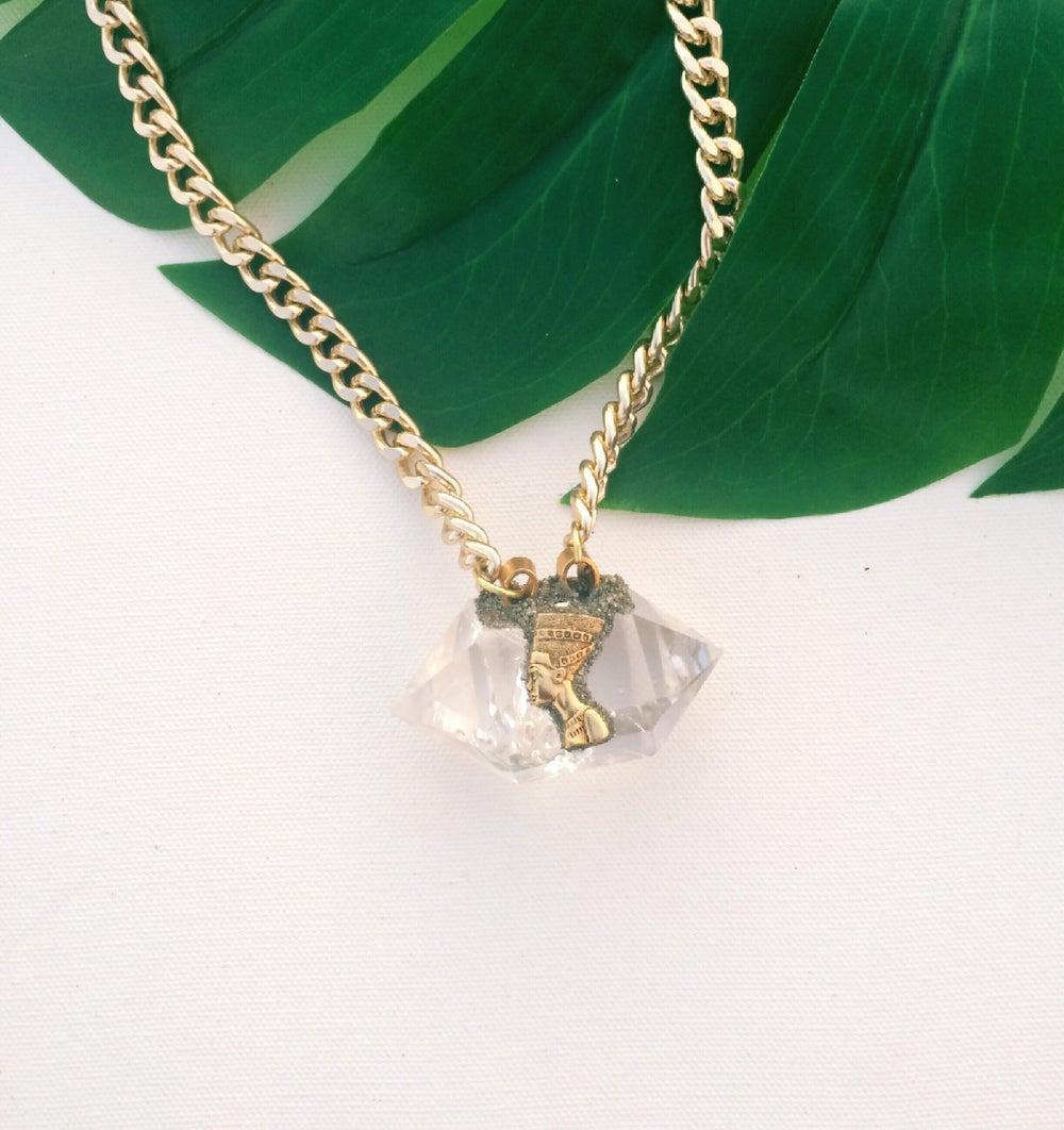 Image of AVA Quartz Necklace