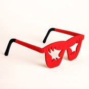 Image of Kick Eyes Party Glasses-Glam