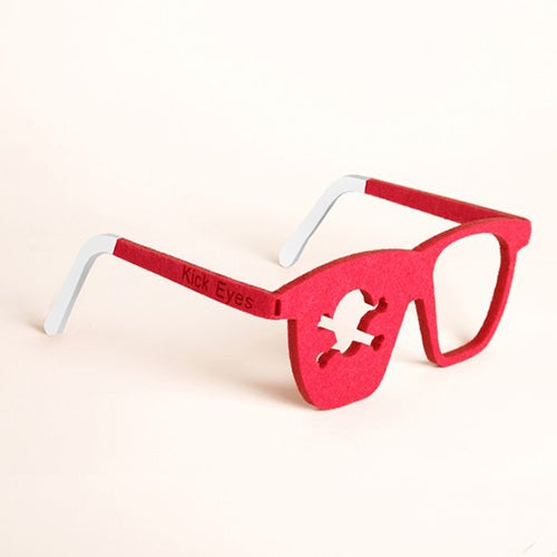 Image of Kick Eyes Party Glasses-Pirate