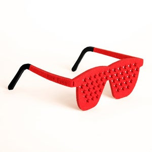 Image of Kick Eyes Party Glasses-Superstar