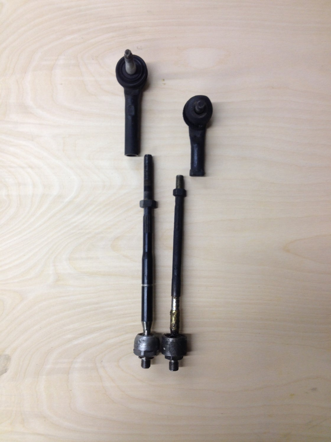 Image of Fc & S-chassis Tie Rod Kit +40mm
