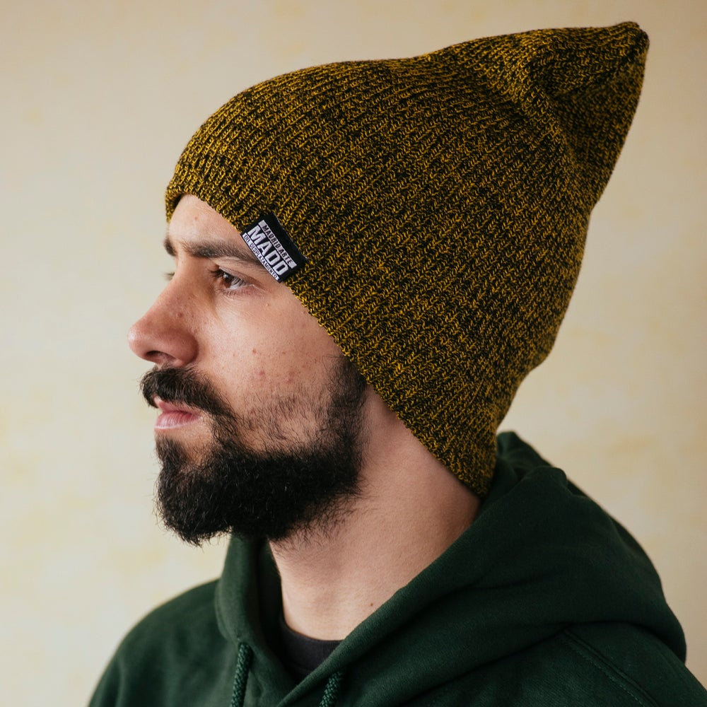 Image of Heritage Beanie - Antique Moustard