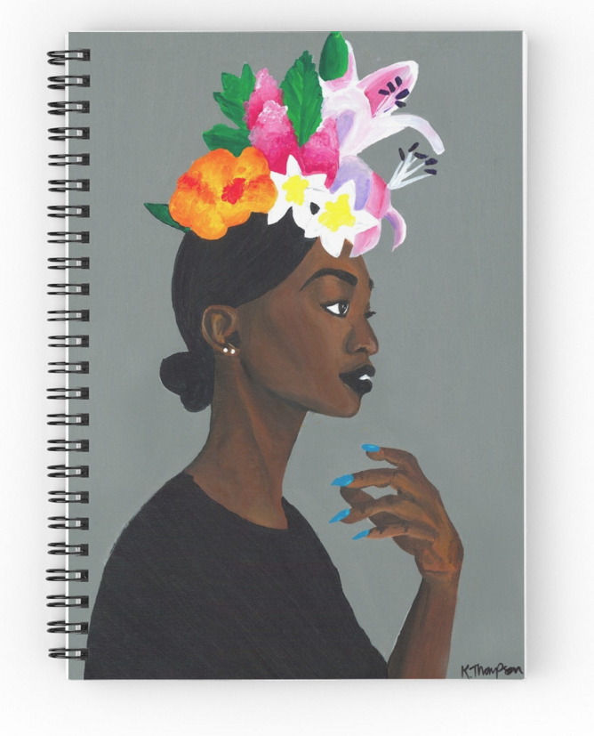 Image of Bloomin' (Notebook)
