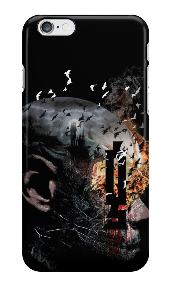 """Image of """"Tower of Transition"""" iPhone Tough Case"""