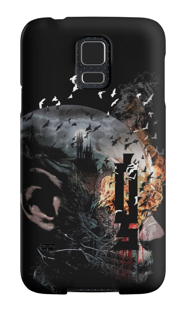 """Image of """"Tower of Transition"""" Samsung Galaxy Tough Case"""