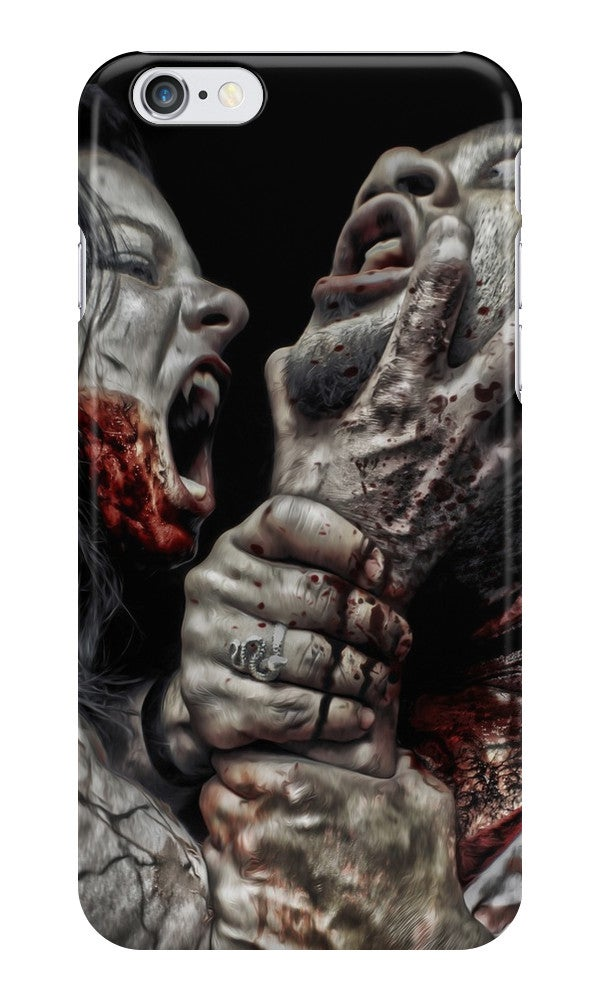 """Image of """"The Final Exchange 1"""" iPhone Tough Case"""