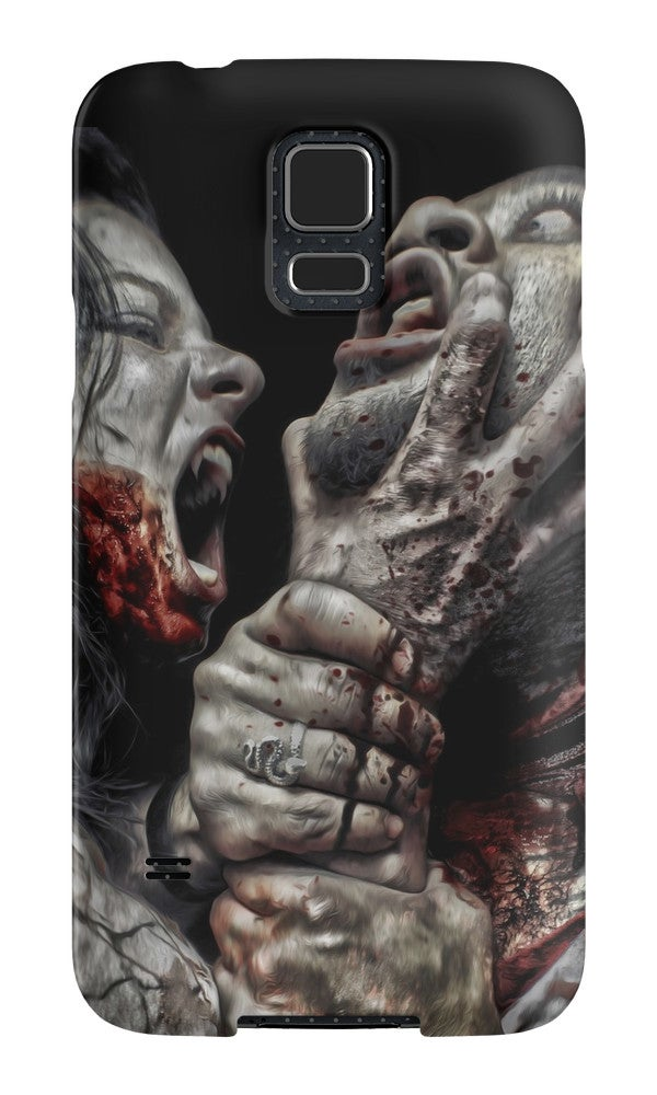 """Image of """"The Final Exchange 1"""" Samsung Galaxy Tough Case"""