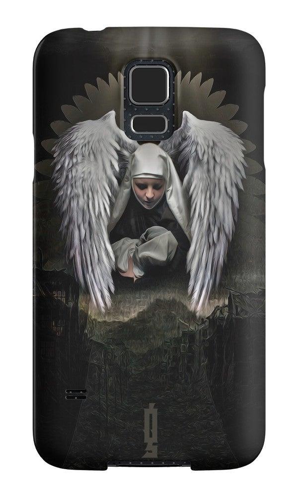 "Image of ""Angel"" Samsung Tough Case"