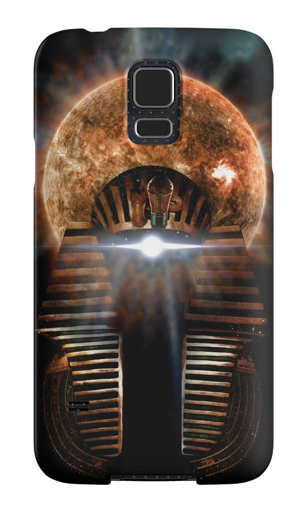 """Image of """"The Morning Star"""" Samsung Galaxy Tough Case"""