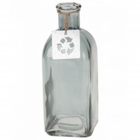 Image of Light Grey Glass Bottle