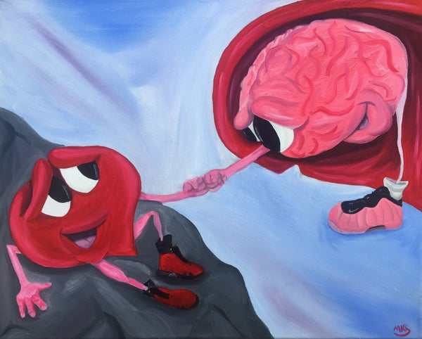 """Image of """"The Creation of Emotions"""""""