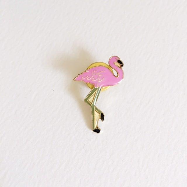 Image of Flamingo pin