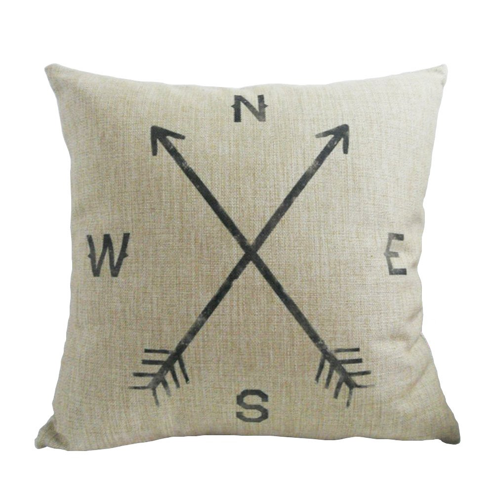 Image of Pillowcase: Choose your direction