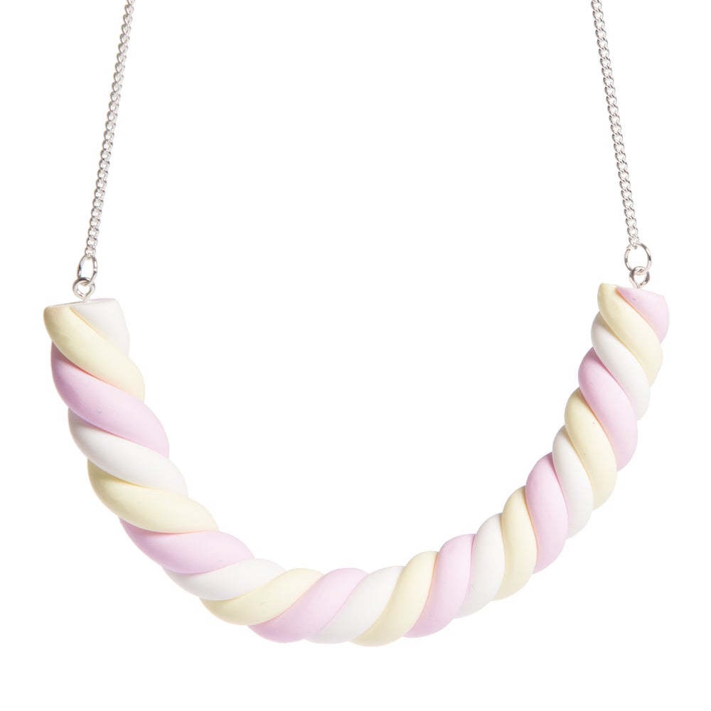 Image of Giant Pastel Flump Pendant