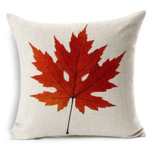 Image of Pillowcase: Red Maple