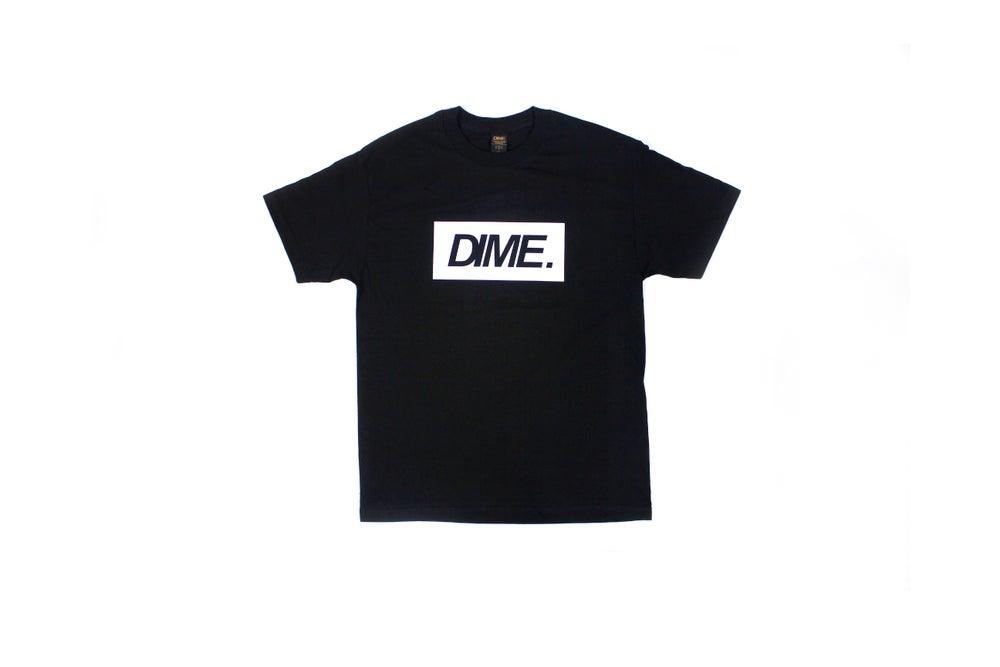 Image of 3M REFLECTIVE | BLACK T-SHIRT | FRONT & BACK SCREEN-PRINT.