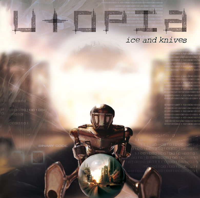 Image of Utopia - Ice and Knives