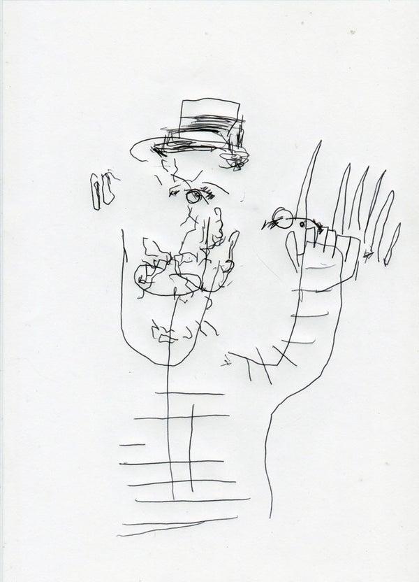Image of Freddy Kruger (A4)