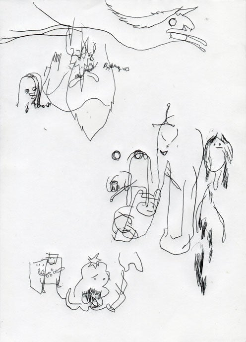 Image of Adventure Time (A4)