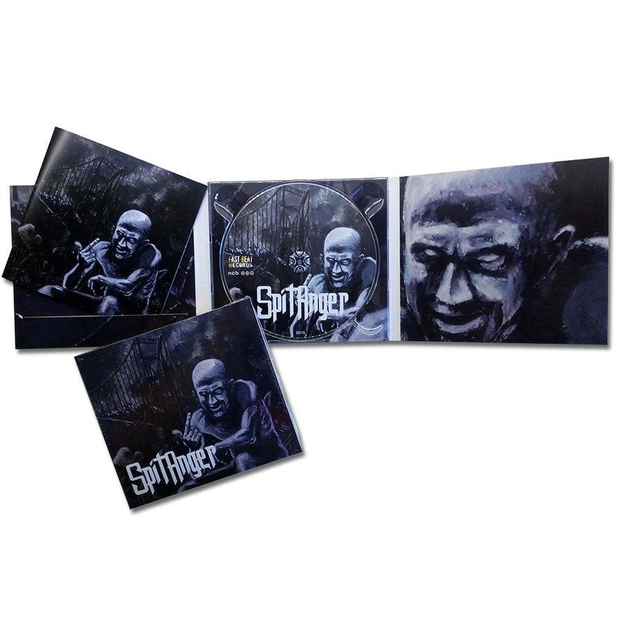Image of CD - 'SPITANGER'