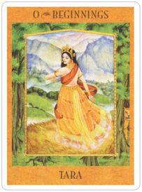 Image of Goddess Tarot