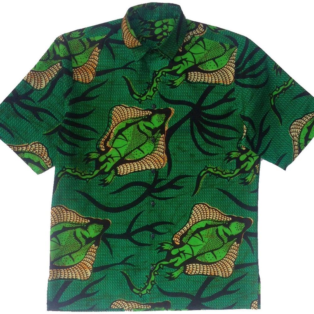 Image of Green Reptile