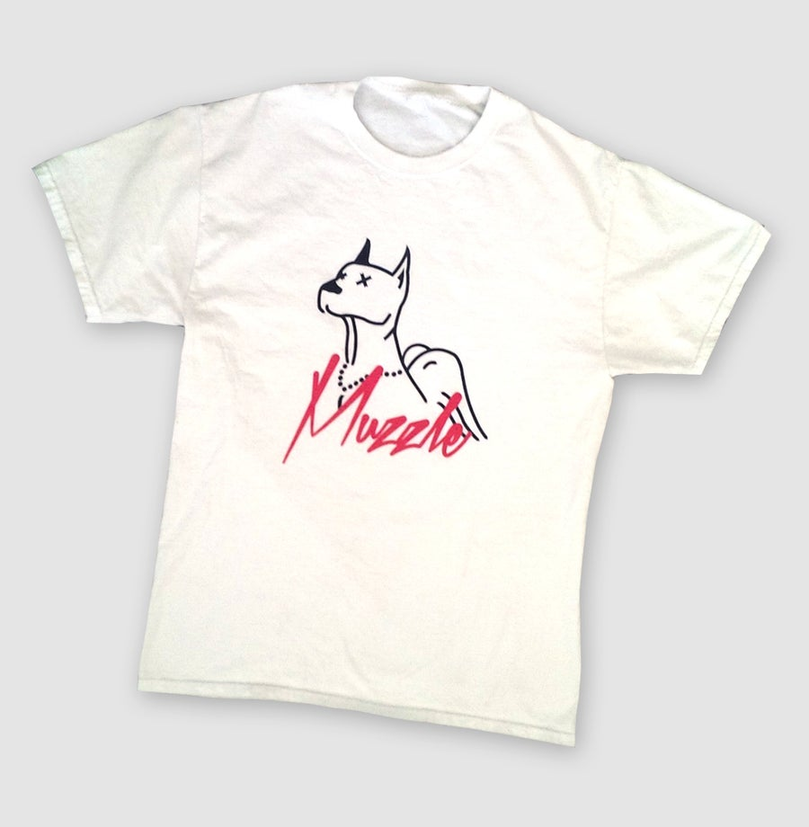 Image of Flagship (Small Face) Tee