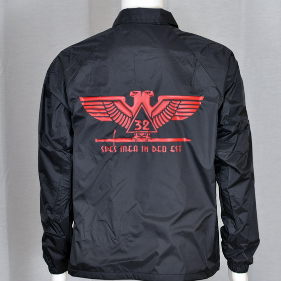 Image of Scottish Rite Coach Jacket